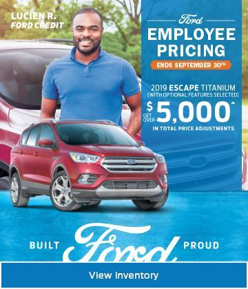 Two Way Service Ford Escape FEP