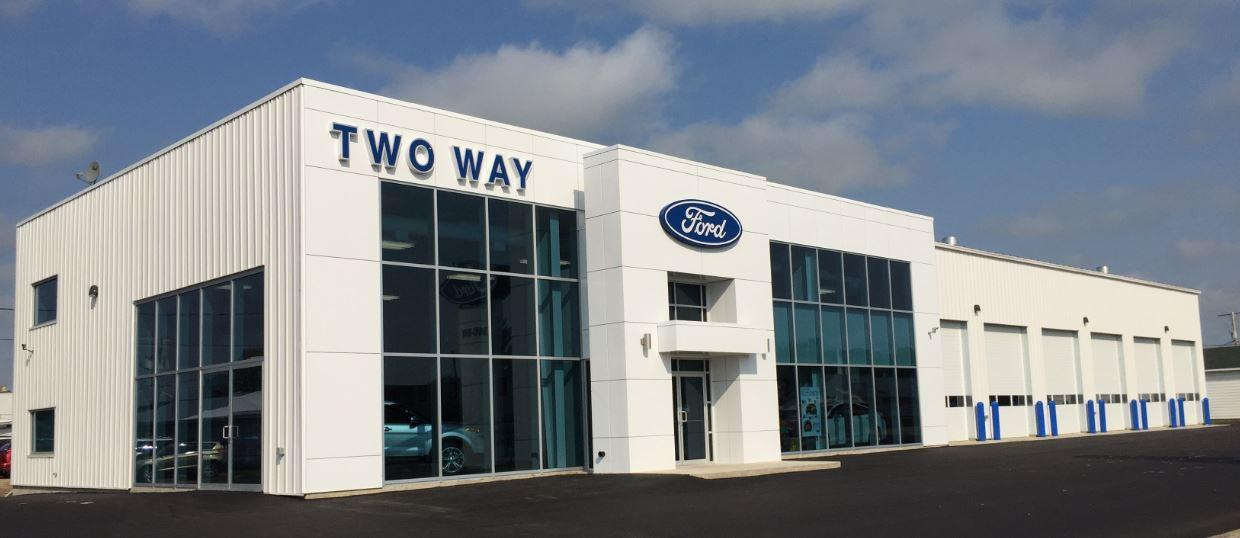 New & Used Ford Cars, Trucks & SUVs Dealership in Southey, SK | Two