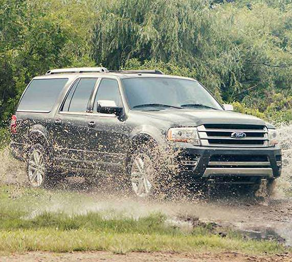 SoCal Ford Expedition