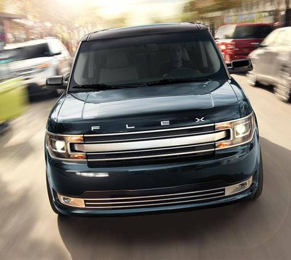 SoCal Ford Flex