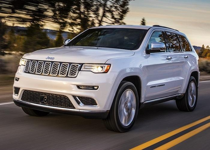 Ford Edge  Jeep Grand Cherokee