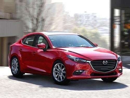 2017 Ford Focus Vs. 2017 Mazda3