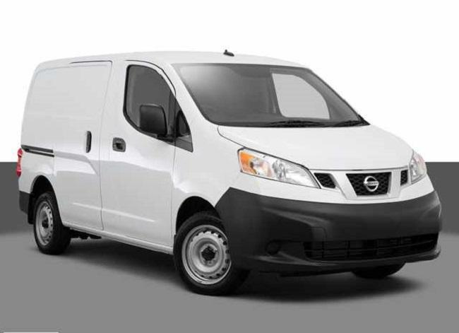 2017 Ford Transit Connect Nissan NV200