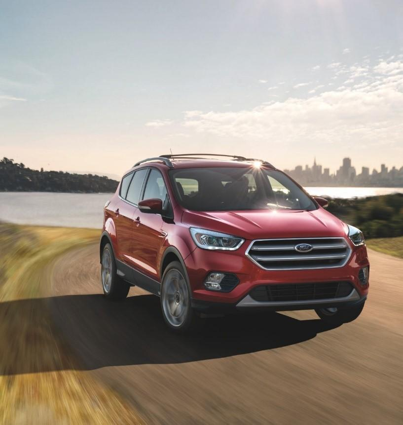 Escape the Mundane with the Popular Ford Escape