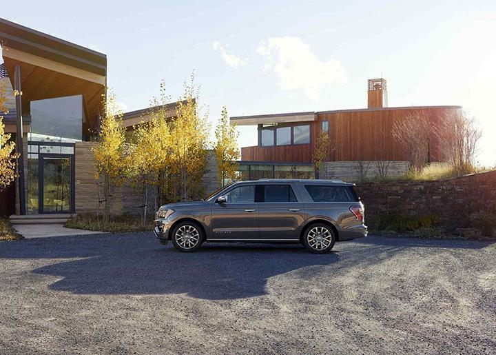 2018 Ford Expedition Model Page Overview