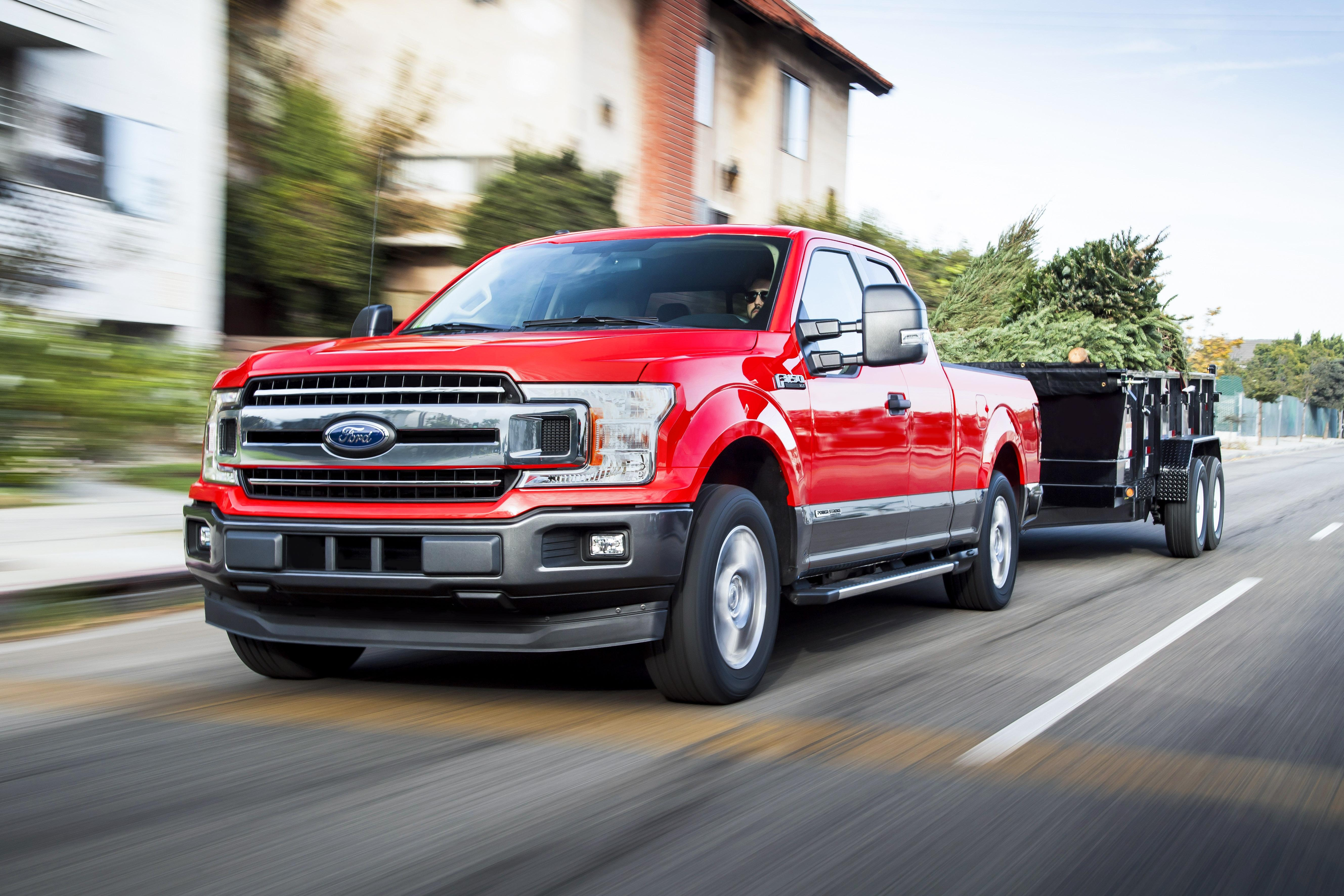 2018 F-150 Power Stroke Diesel Has Best-In-Class Fuel Economy