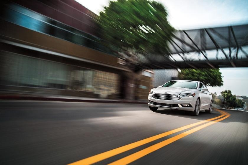 2018 Ford Fusion vs 2018 Honda Accord