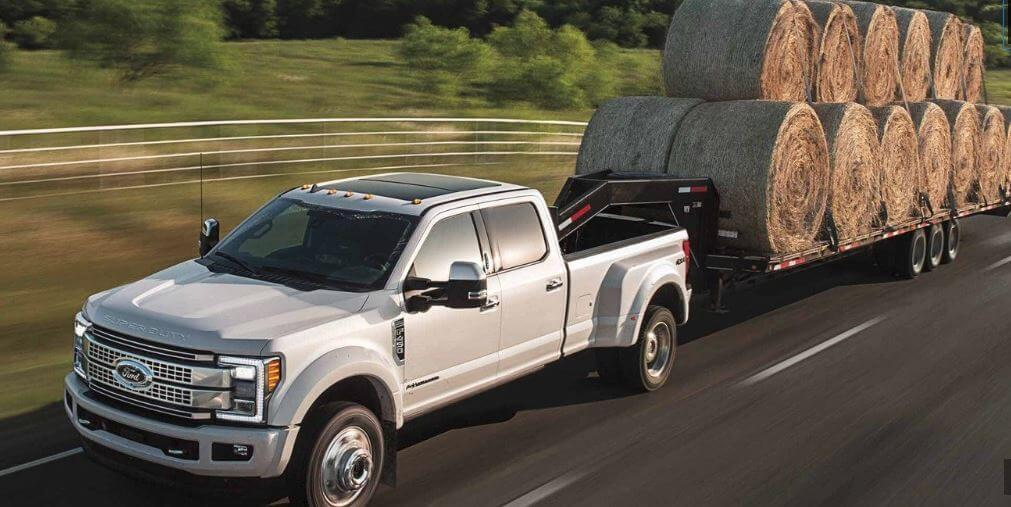 2019 Ford Super Duty towing Capacity | SoCal Ford Dealers
