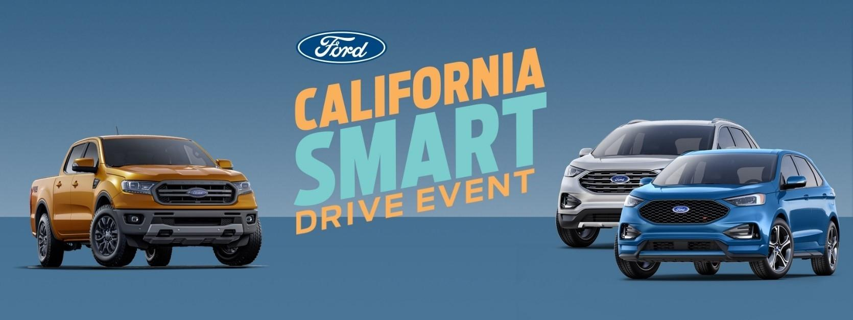 California Smart Drive Event