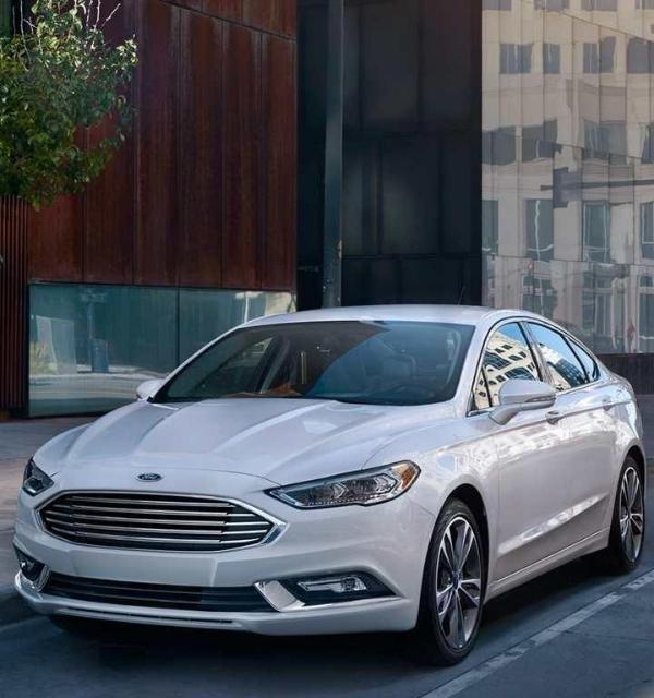 2017 Ford Fusion Vs 2017 Hyundai Sonata