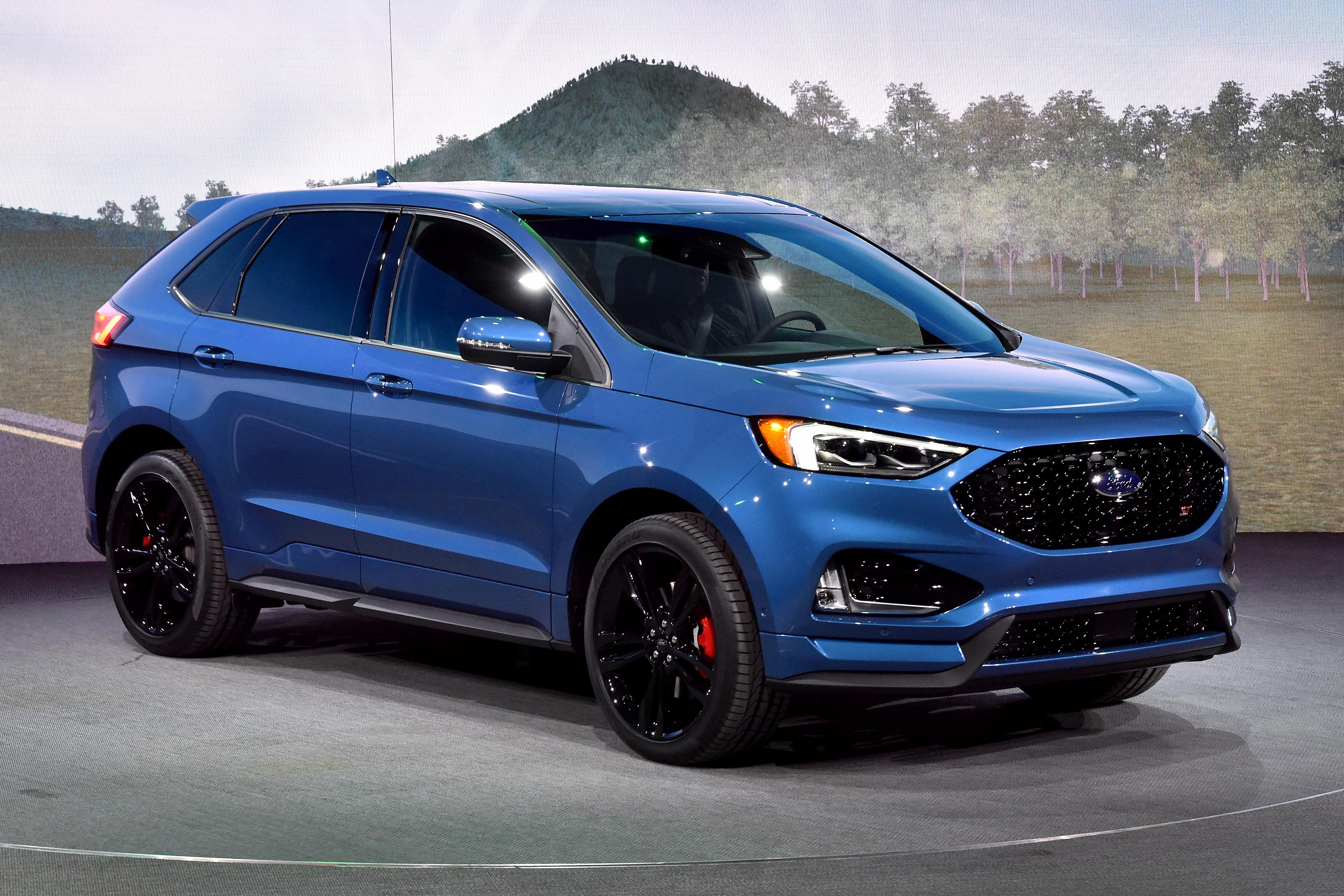 2019 Ford Edge is the First SUV to Feature Ford Co-Pilot 360