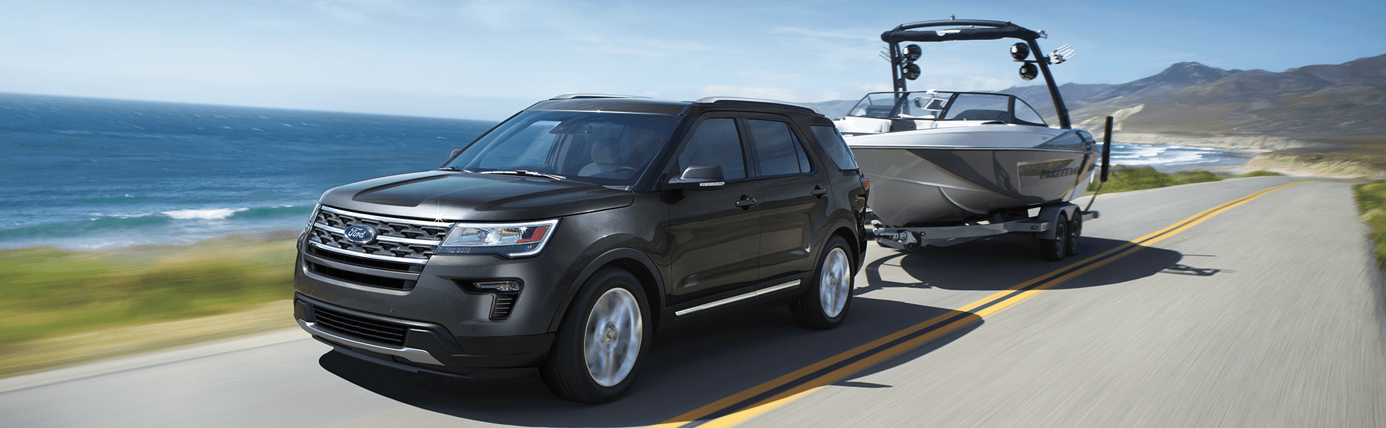 2019 Ford Explorer models and specs | SoCal Ford Dealers