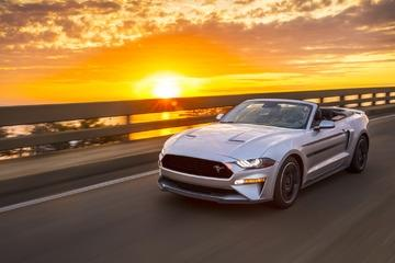 2019 Ford Mustang California GT Special