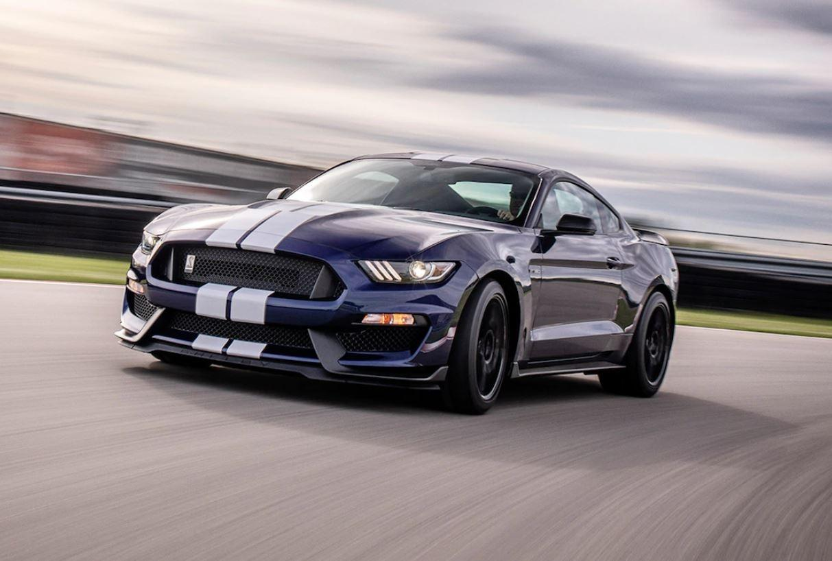 2019 Ford Mustang Shelby GT350 Performance Sports Car