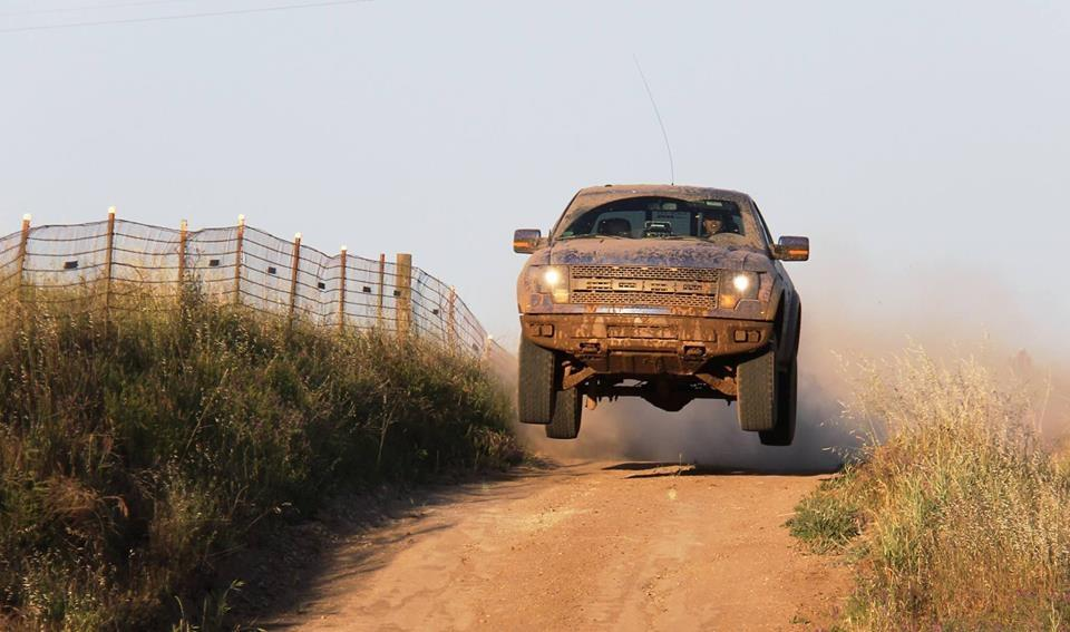 Best SoCal Spots for Off-roading in Your Ford Raptor