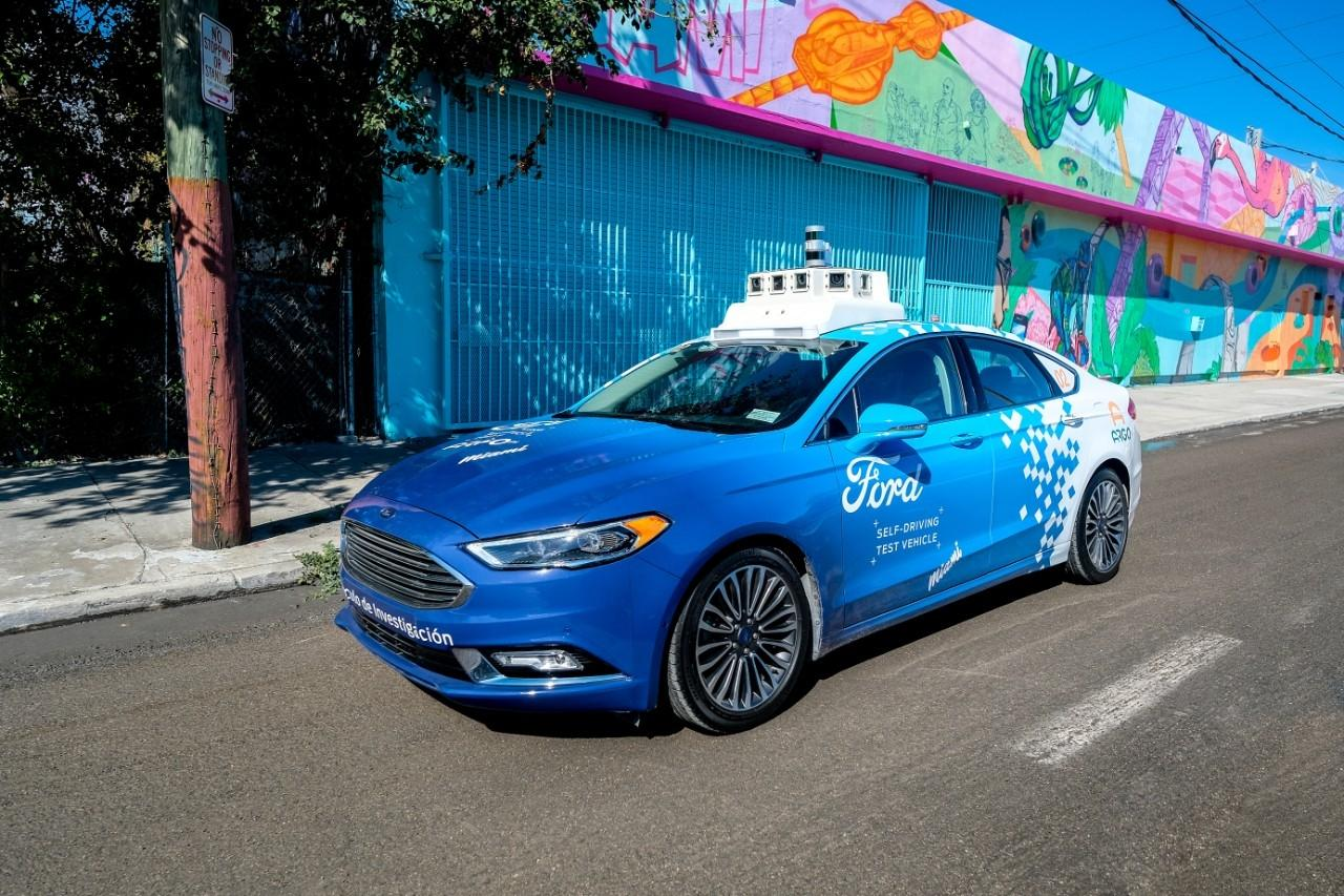 Ford Self-Driving Car - What You Need to Know