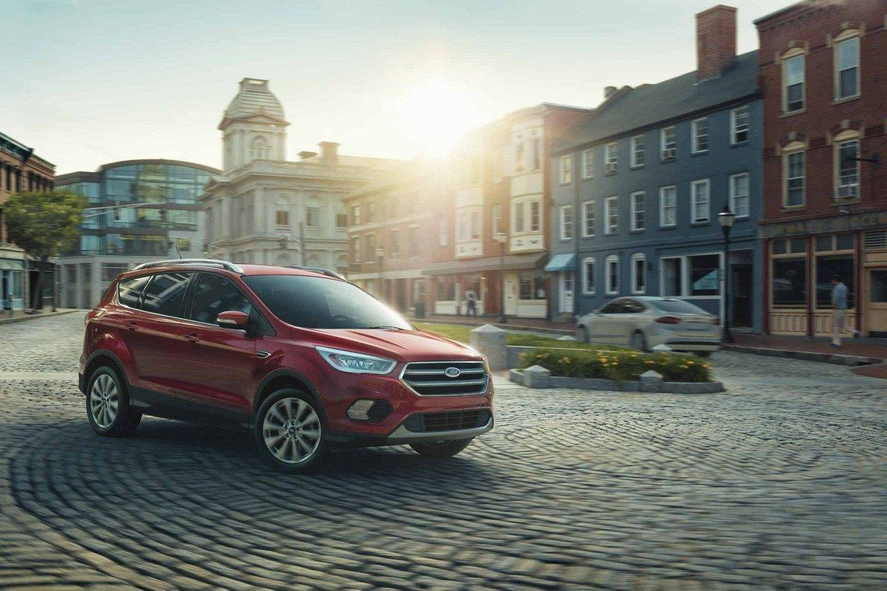 Southern California- How does the 2018 Ford Escape Stack Up?
