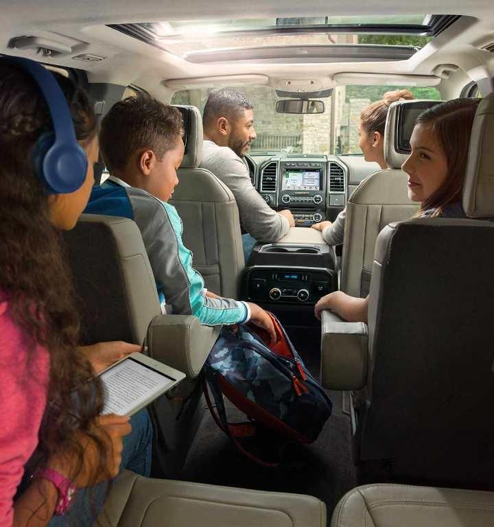 How Many Does The 2018 Ford Expedition Seat