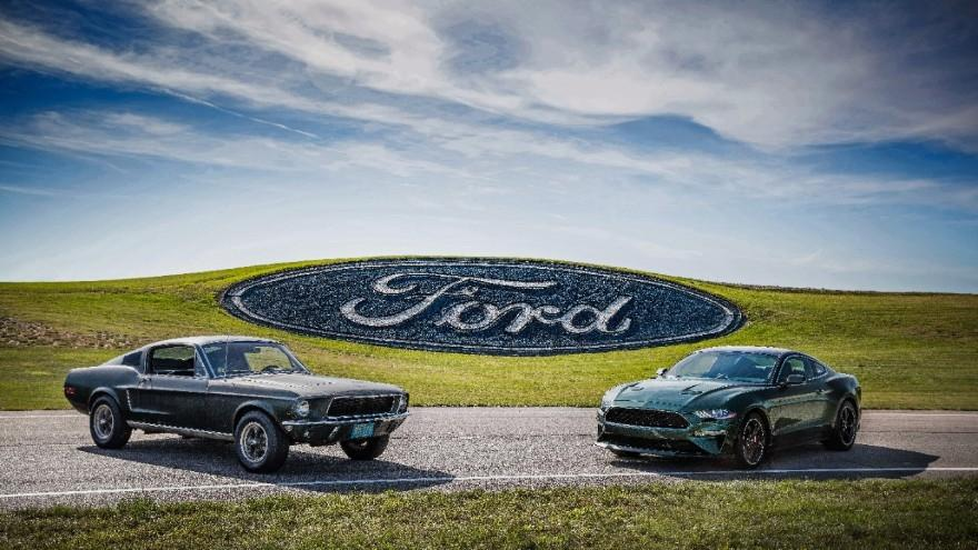 Ford Transit Connect Dealerships Southern California >> The All-new 2019 Ford Mustang Bullitt unveiled