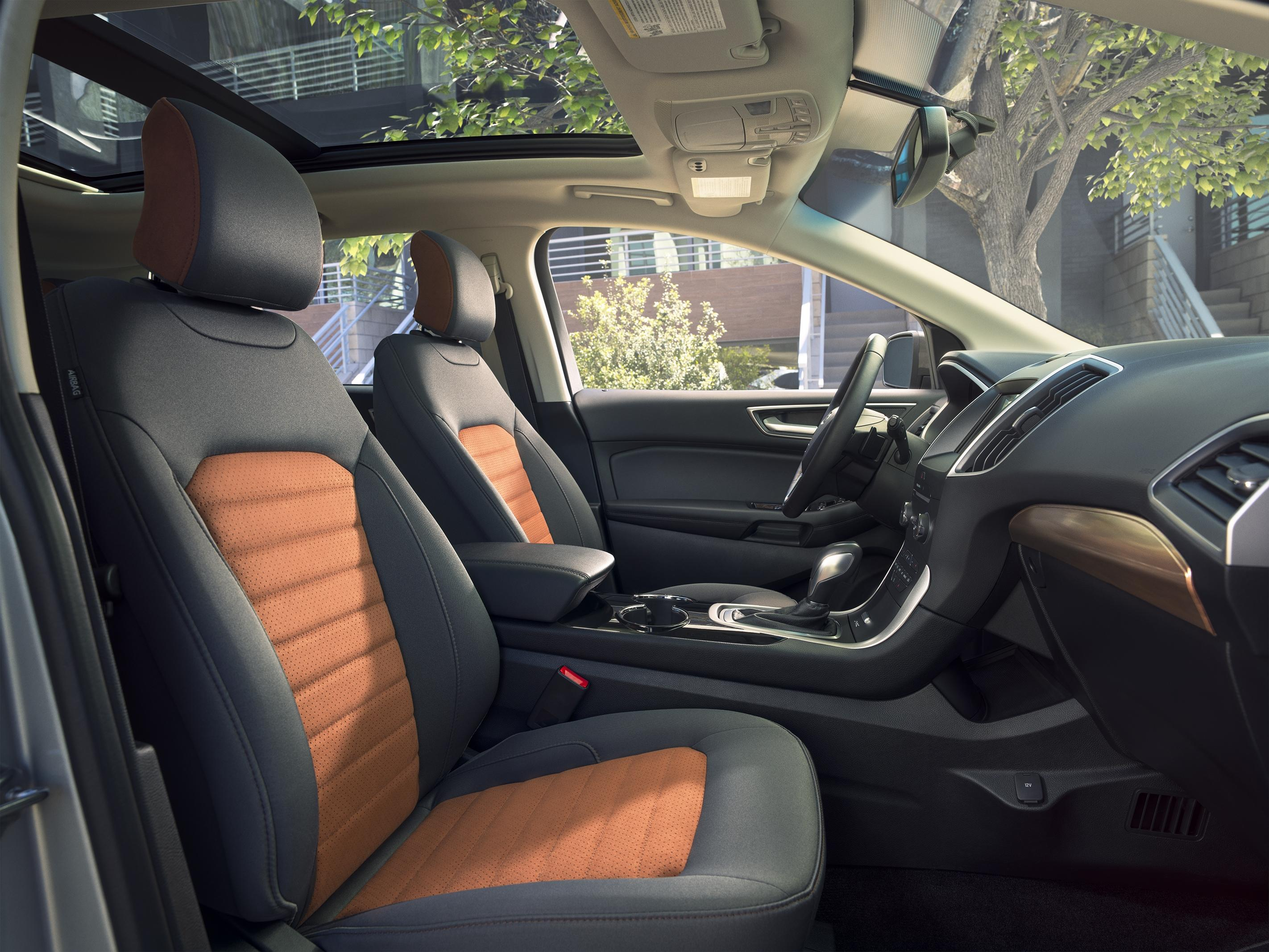 When you're looking at a mid-size SUV purchase, the 2018 Ford Edge has been  a top consideration. There's nothing quite like it on the market today.