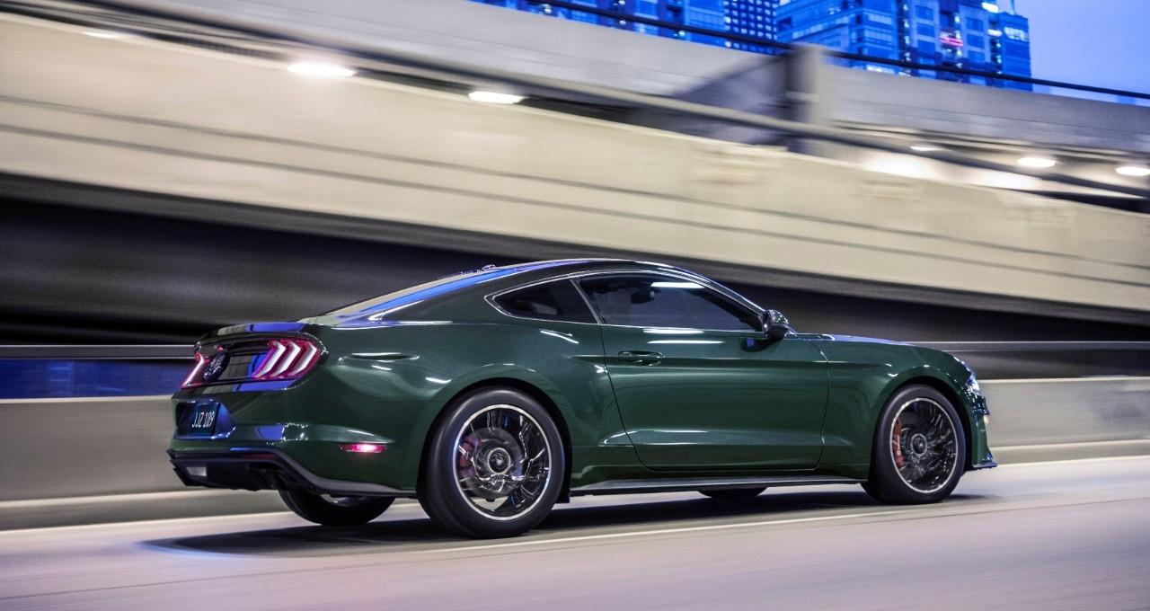 2019 Mustang Trims