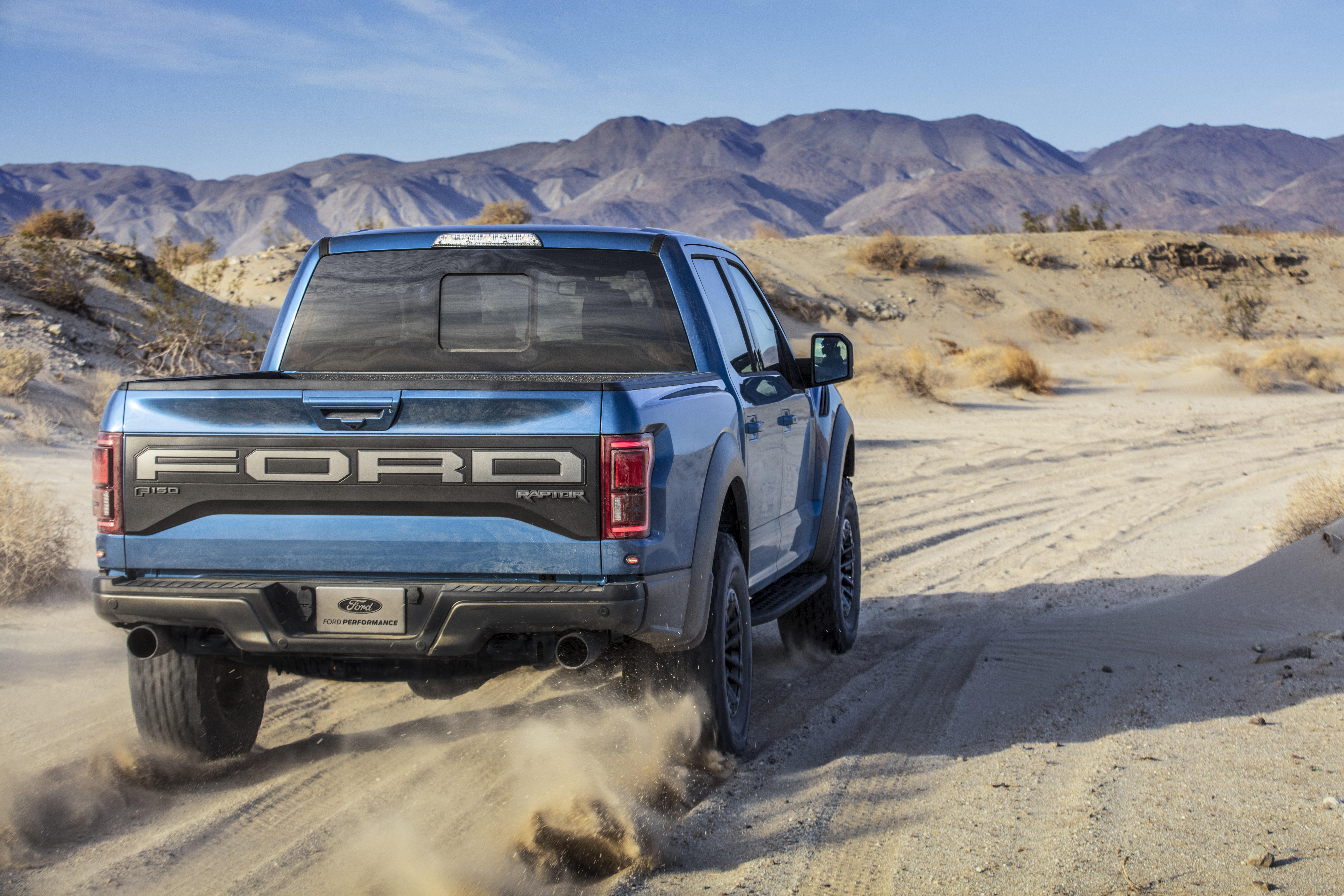 2019 Ford F-150 Raptor Performance Truck