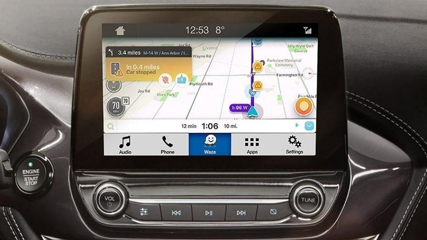 Ford has teamed up with Waze