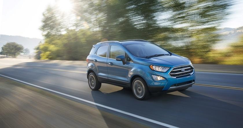 Ford's Compact car Lineup