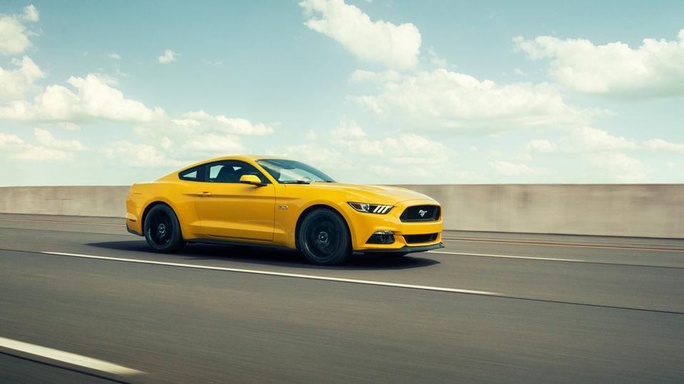 SoCal Ford Mustang