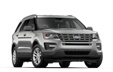 Los Angeles Ford Explorer