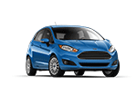 Los Angeles Ford Fiesta