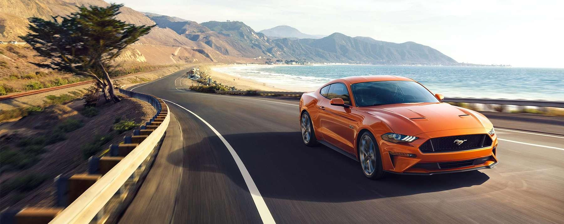 2018 Ford Mustang Model Page Overview