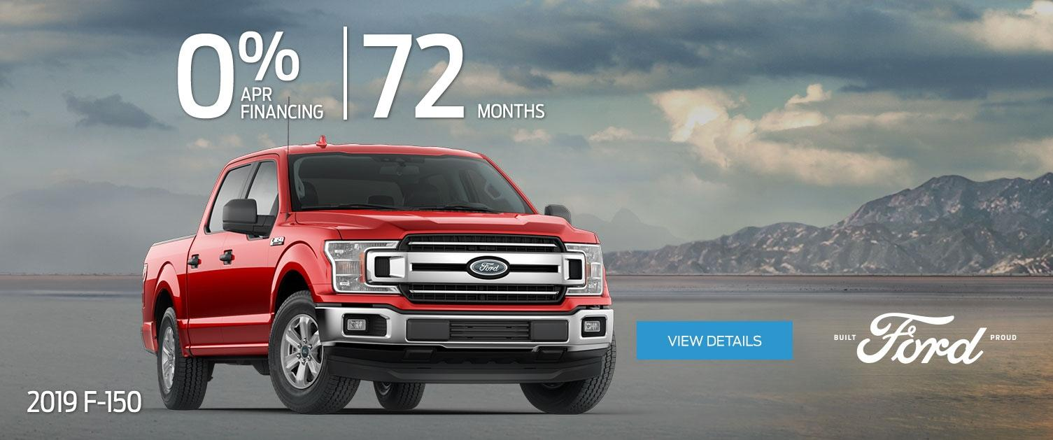 F-150 Purchase Offer