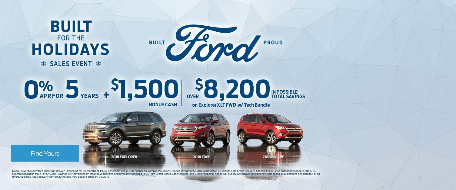 SUV Finance Savings