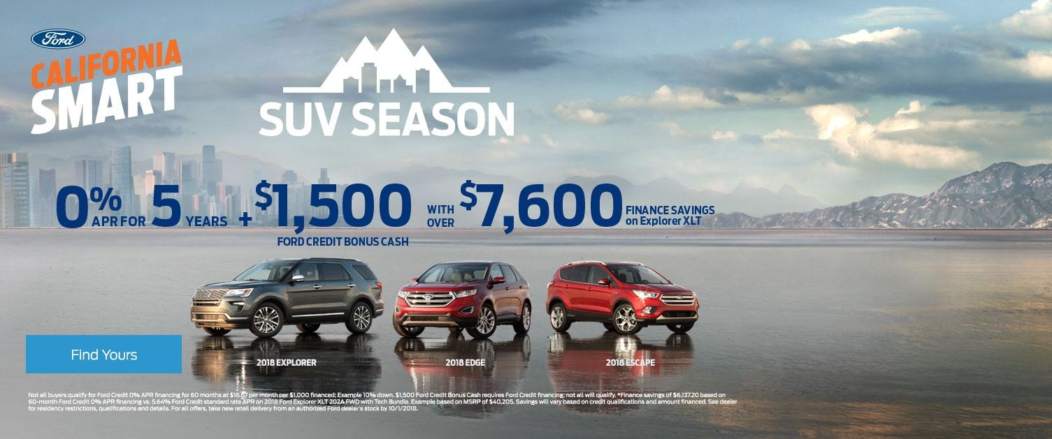 SUV Season