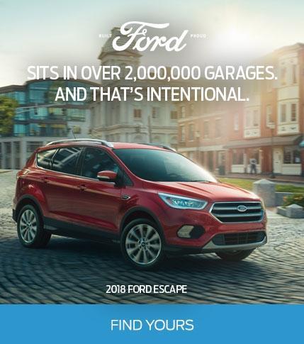 Find Your 2018 Escape - Built Ford Proud