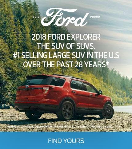 Southern California Ford Dealers | Find Ford Cars, SUVs ...