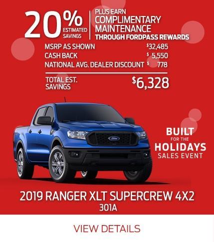 Ranger Savings