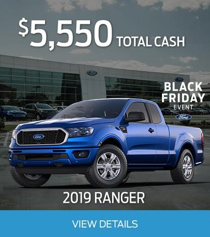 Ranger Total Cash Offer
