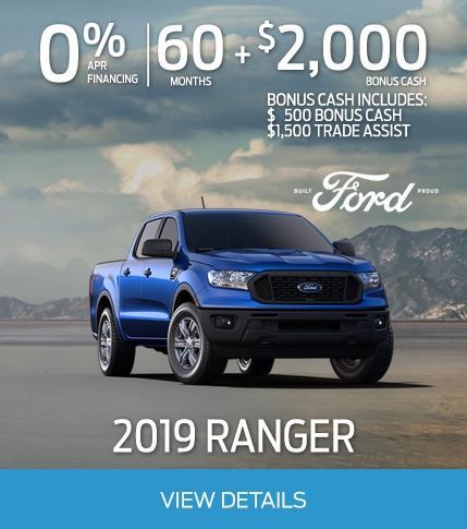 Ranger Purchase Offer