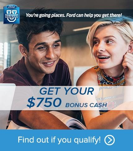 $750 College Grad Offer