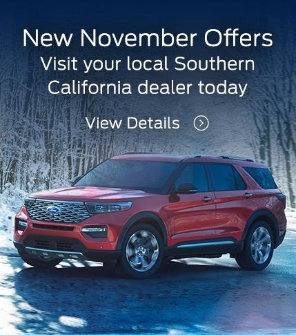 New November Offers