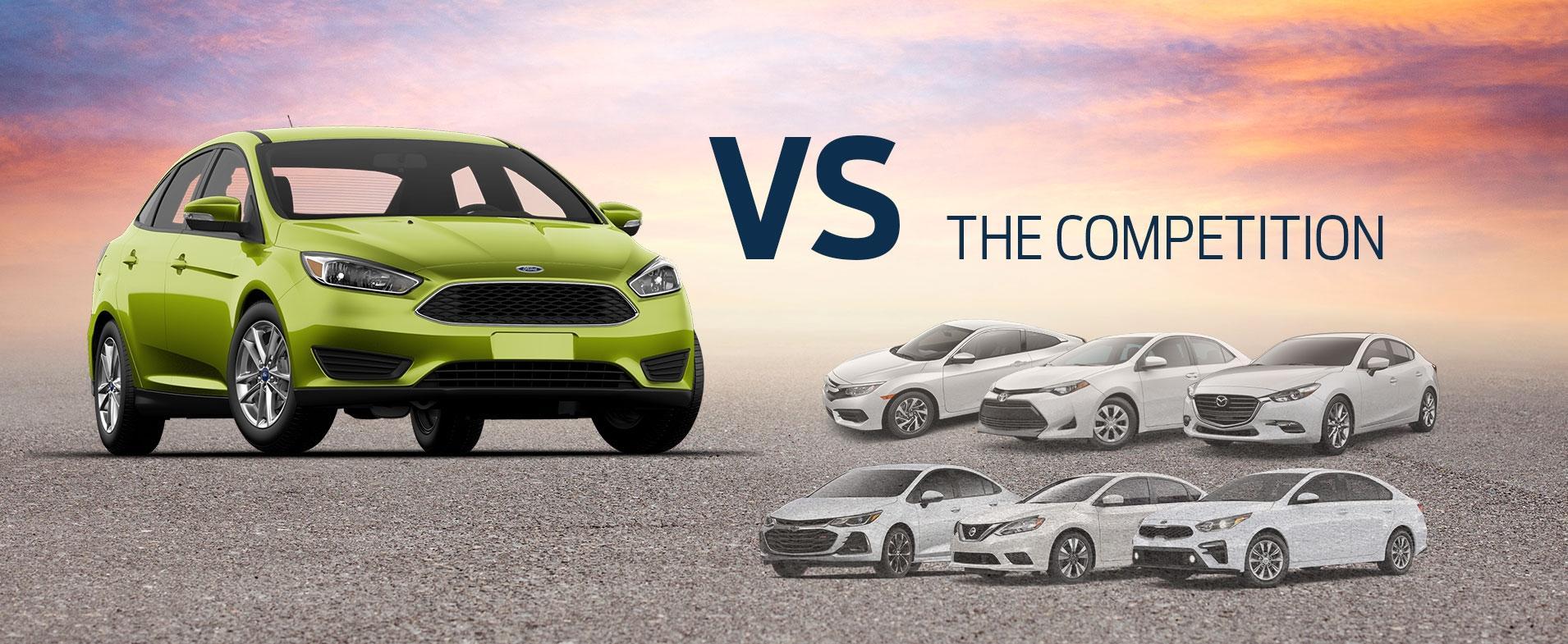 Focus vs Competition