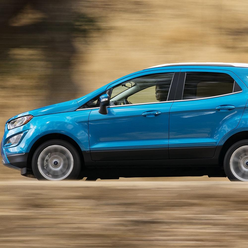 Ford Ecosport: Compare The 2019 Ford EcoSport To The Competition
