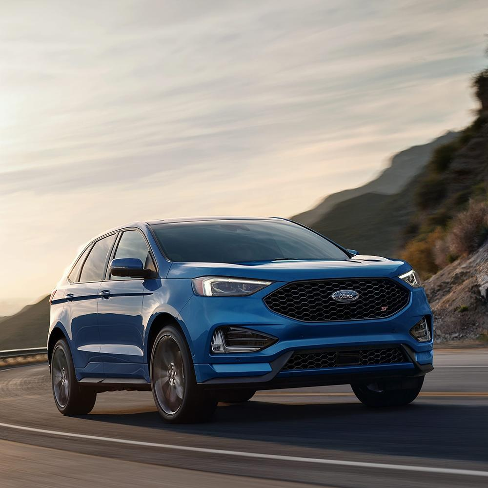 Compare The 2019 Ford Edge To The Competition