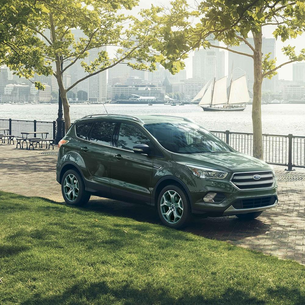 How To Fill Gas Ford Escape 2019