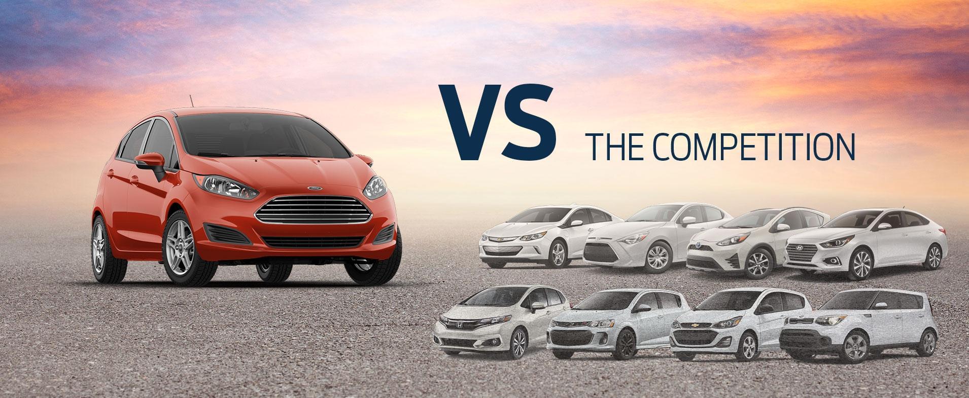 Fiesta vs Competition