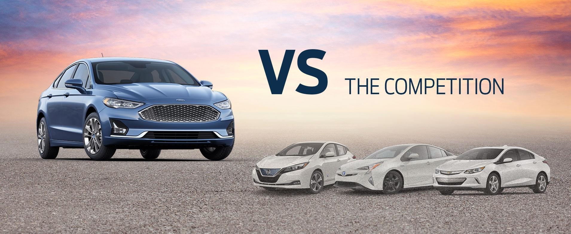 Fusion Energi vs Competition