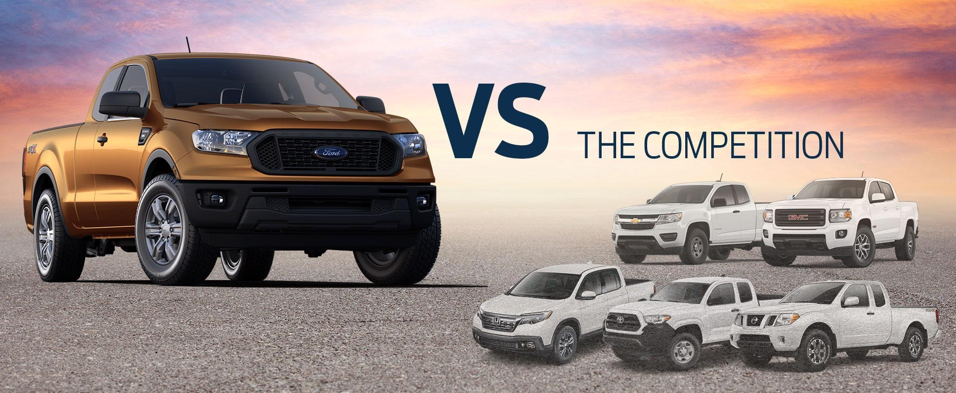 Ranger vs Competition