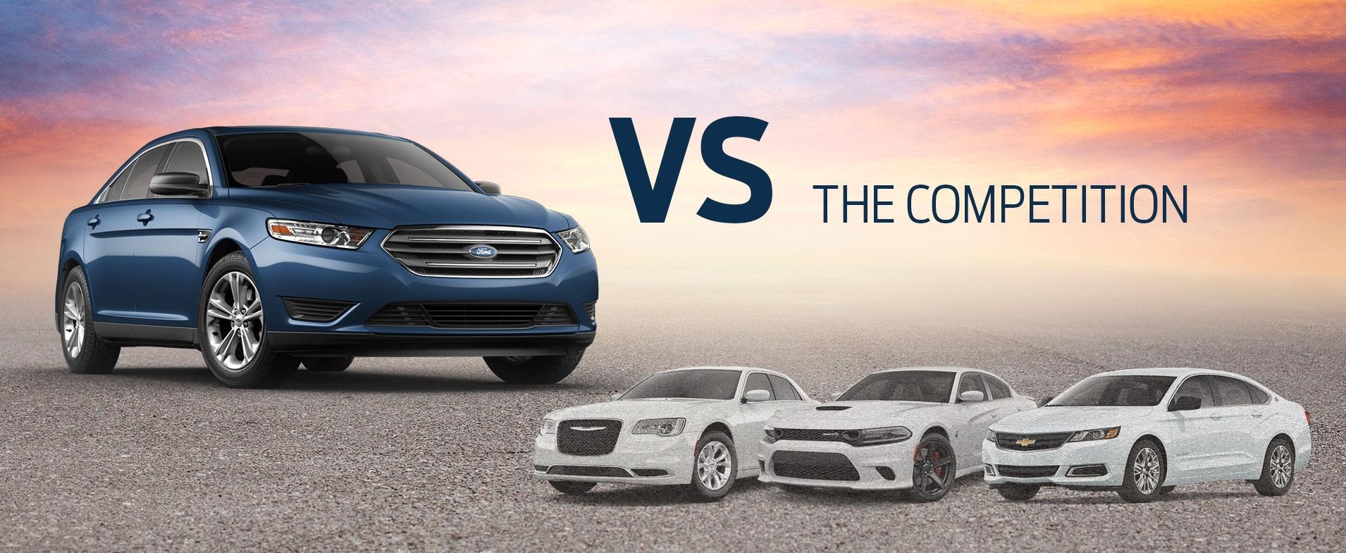 Taurus vs Competition